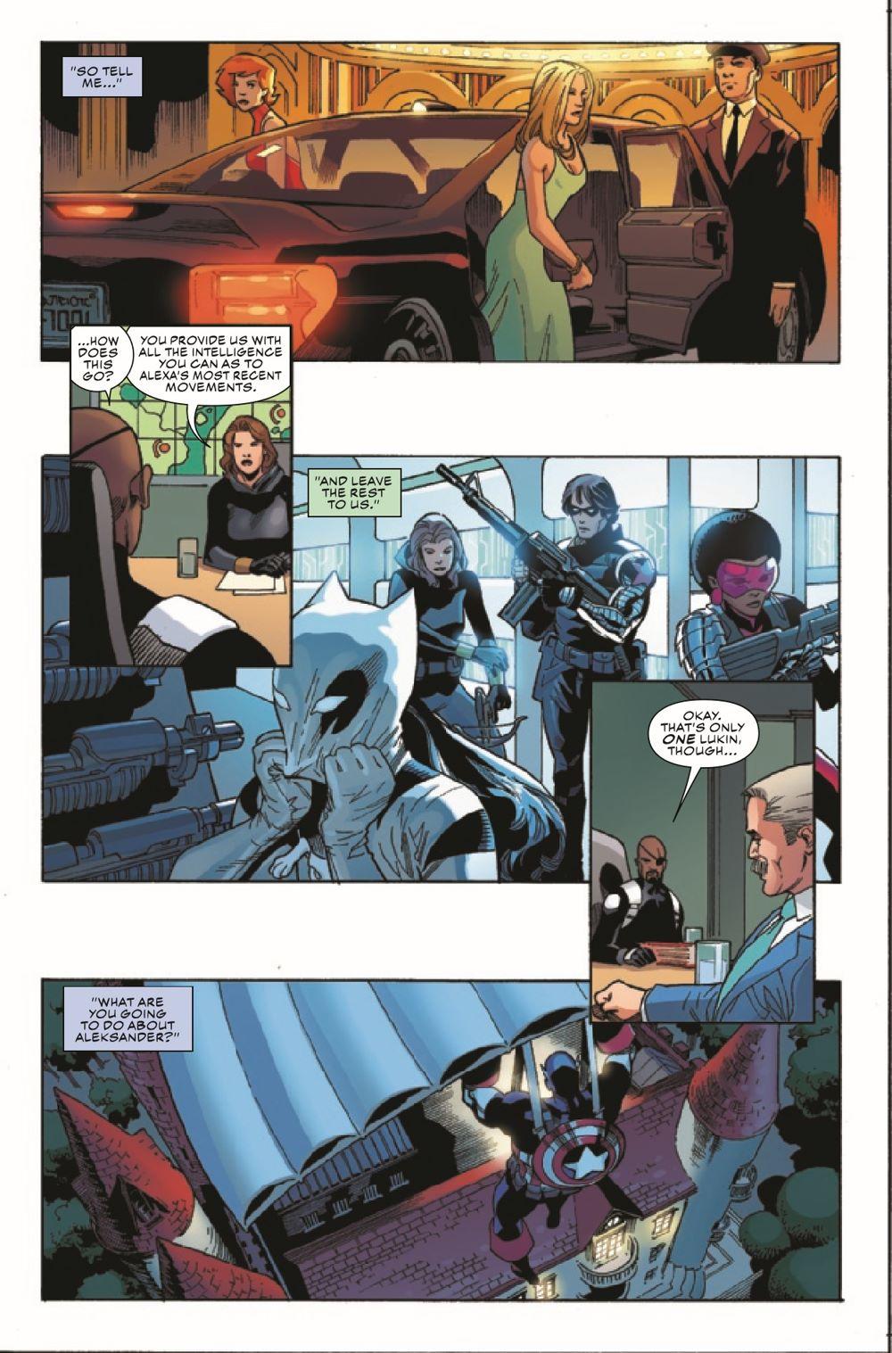 CAPA2018029_Preview-4 ComicList Previews: CAPTAIN AMERICA #29