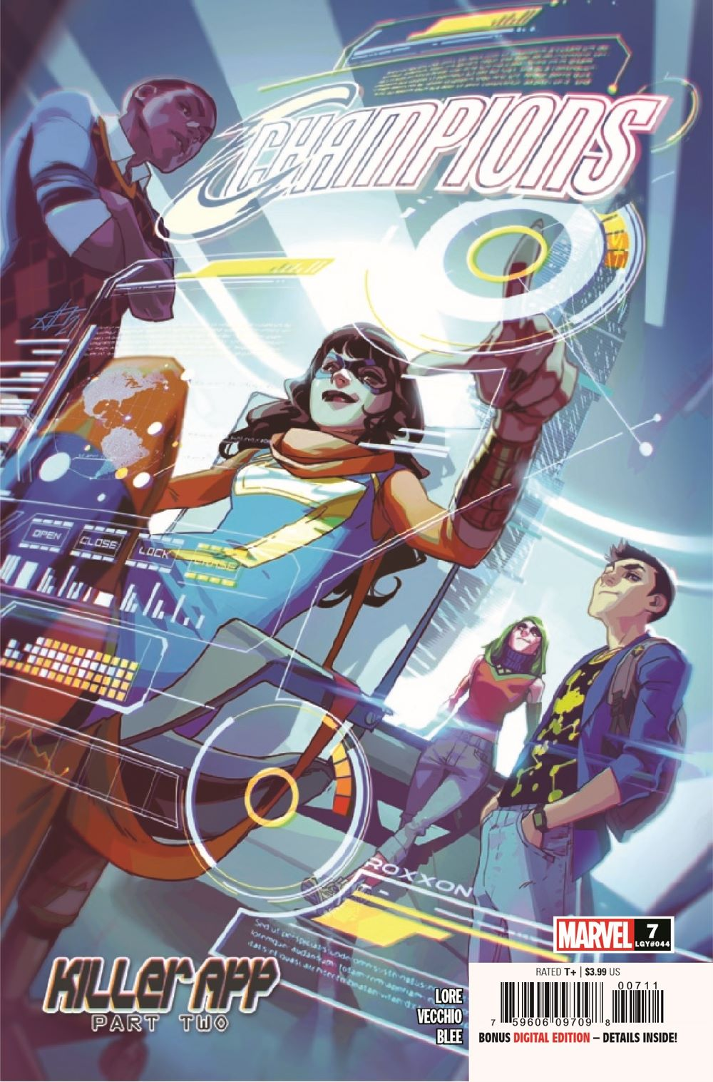 CHAMP2020007_Preview-1 ComicList Previews: CHAMPIONS #7