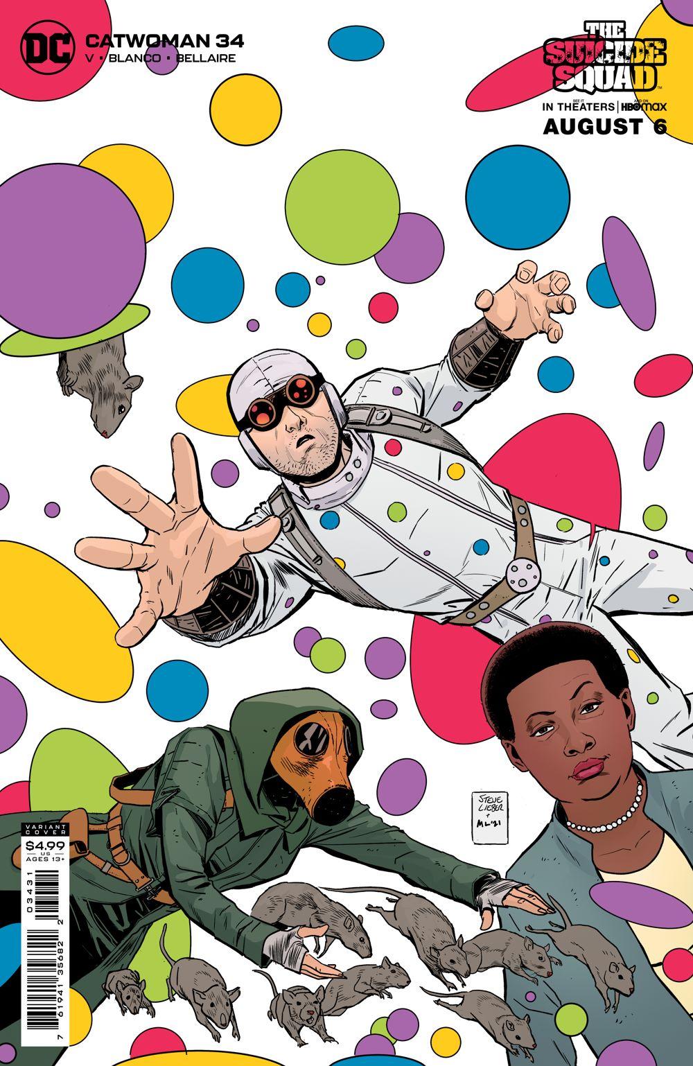 CTW_Cv34_SSMOVIE_var_03431 DC Comics August 2021 Solicitations