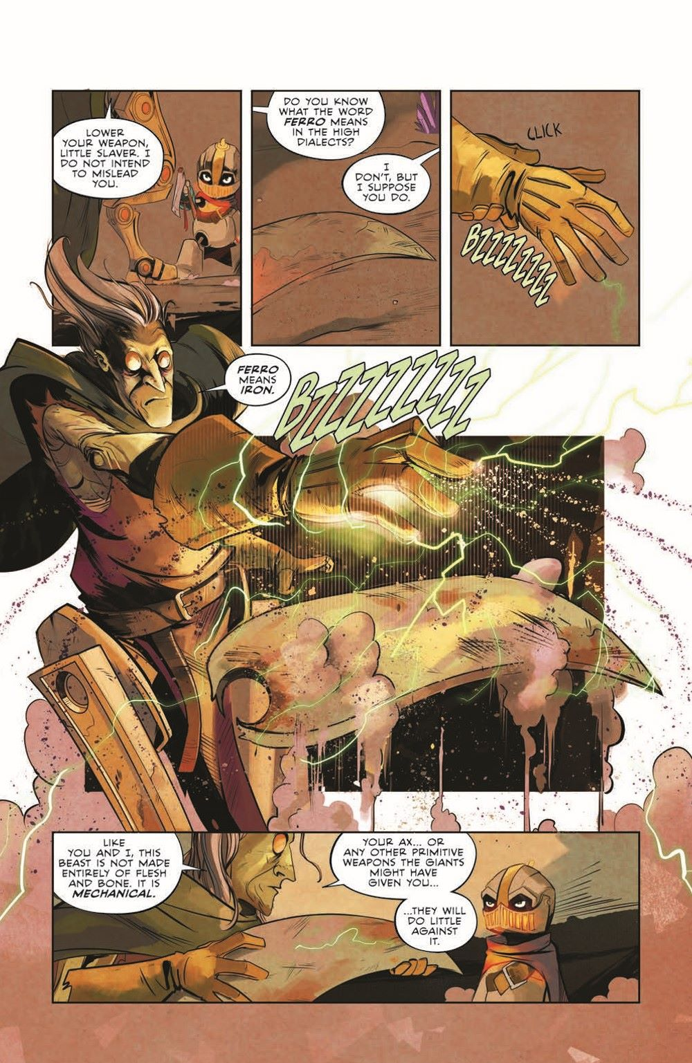 Canto-CoG02_pr-7 ComicList Previews: CANTO AND THE CITY OF GIANTS #2 (OF 3)