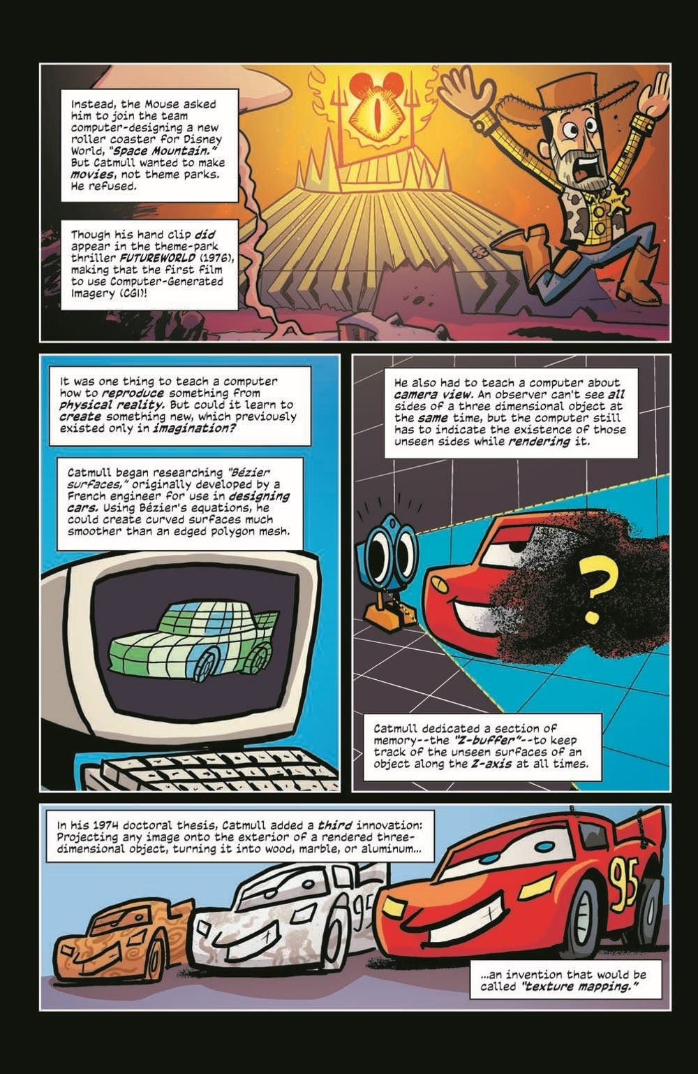 ComicBookHistory_05_pr-5 ComicList Previews: COMIC BOOK HISTORY OF ANIMATION #5 (OF 5)
