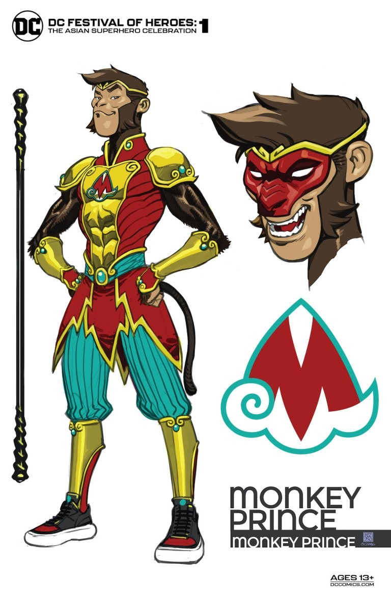 DC-Festival-of-Heroes-1-The-Asian-Superhero-Celebration-3 ComicList: DC Comics New Releases for 05/12/2021