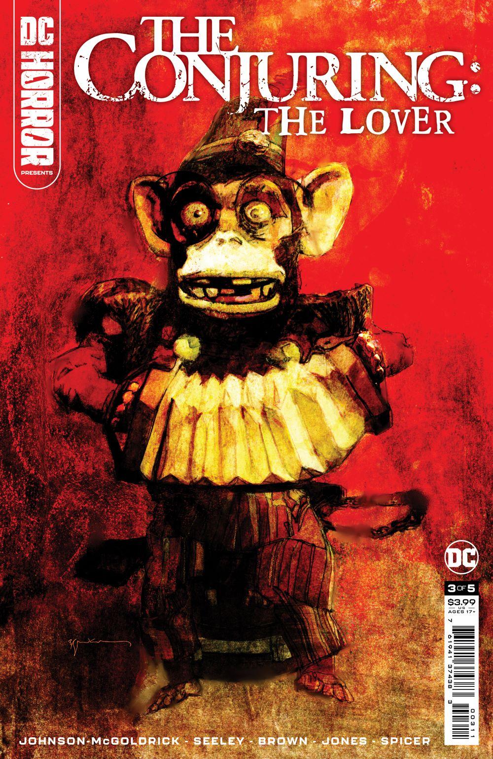DCHP_TCTL_Cv3 DC Comics August 2021 Solicitations