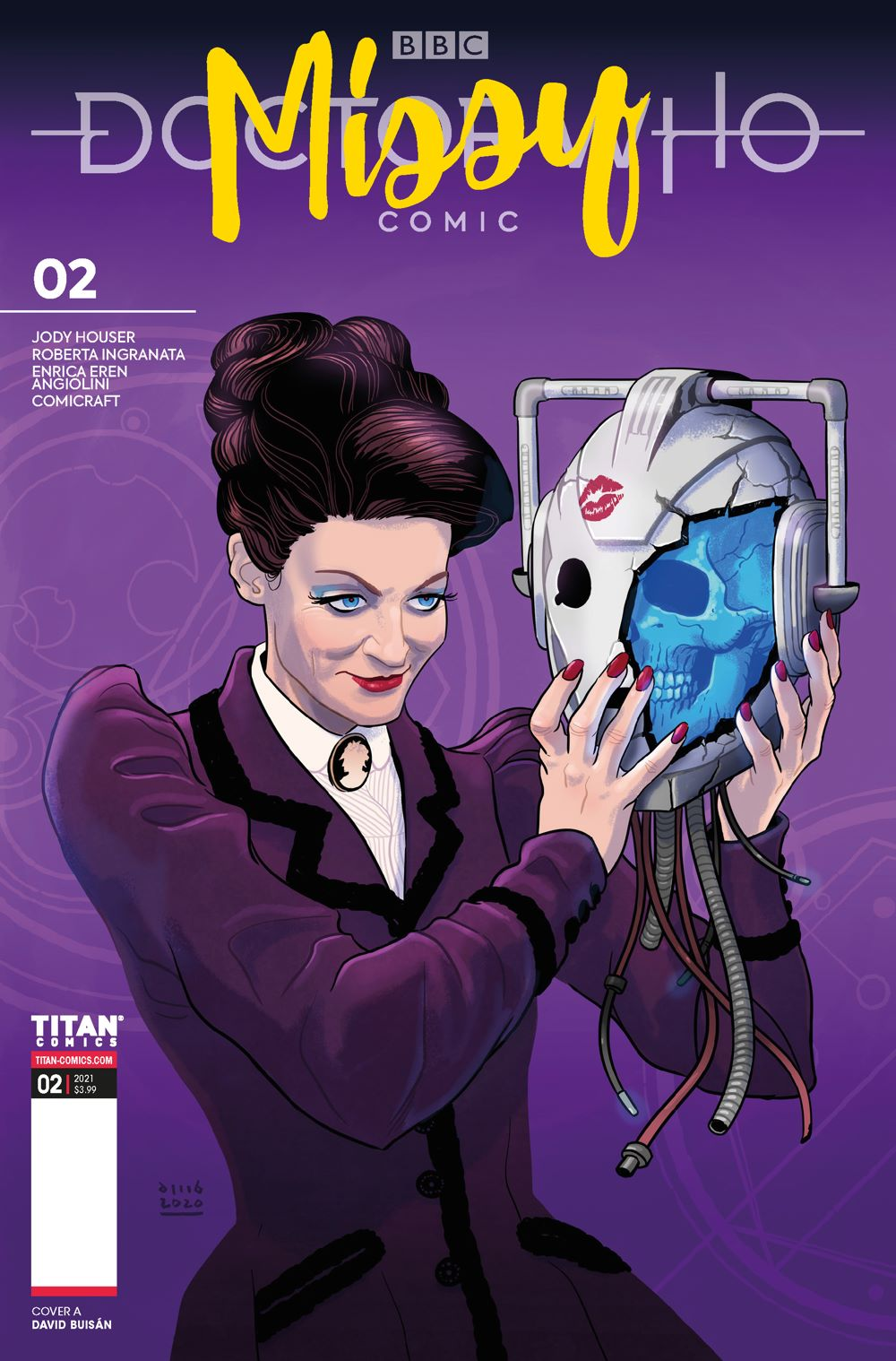 DW_Missy_2_COVERS_Page_1 ComicList Previews: DOCTOR WHO MISSY #2