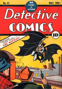 Detective_Comics_27-210x300 Auction & Collecting News 6/1: The Shadow #1 Sets Record