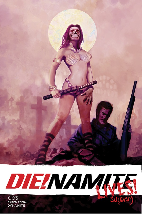 DinamiteLives-03021-B-Suydam Dynamite Entertainment August 2021 Solicitations