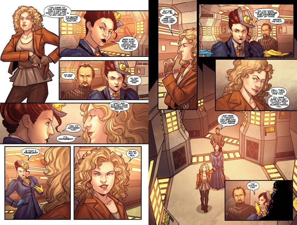 Doctor-Who-Missy-2-Interior_Page_3 ComicList Previews: DOCTOR WHO MISSY #2
