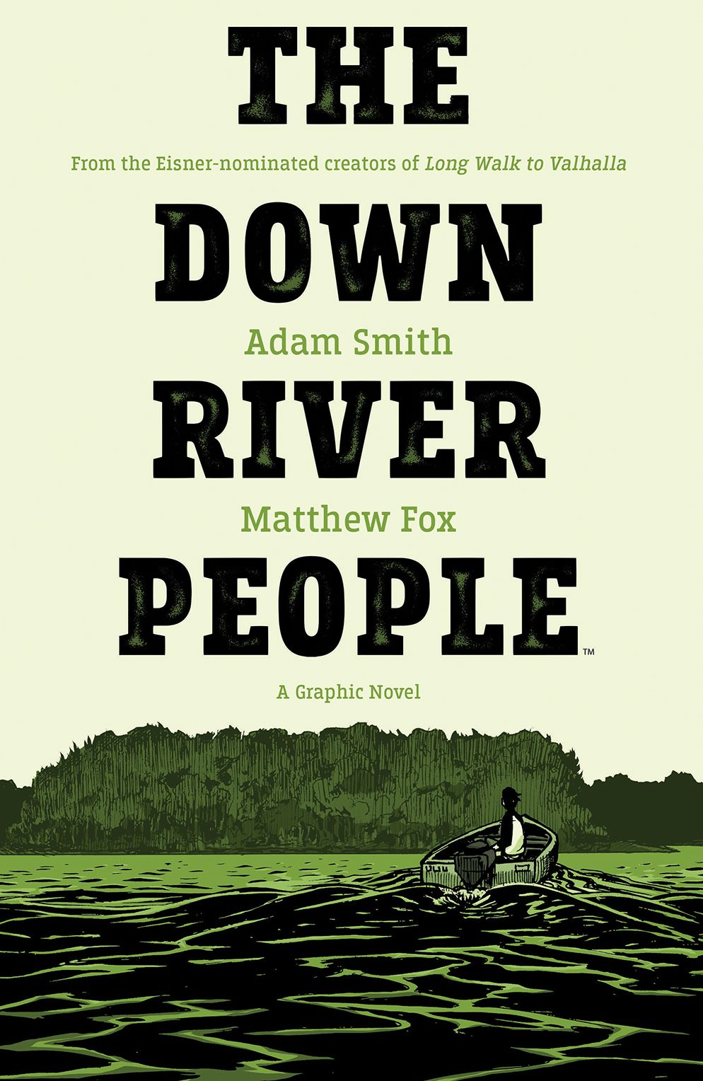 DownRiverPeople_SC_Cover ComicList Previews: THE DOWN RIVER PEOPLE GN