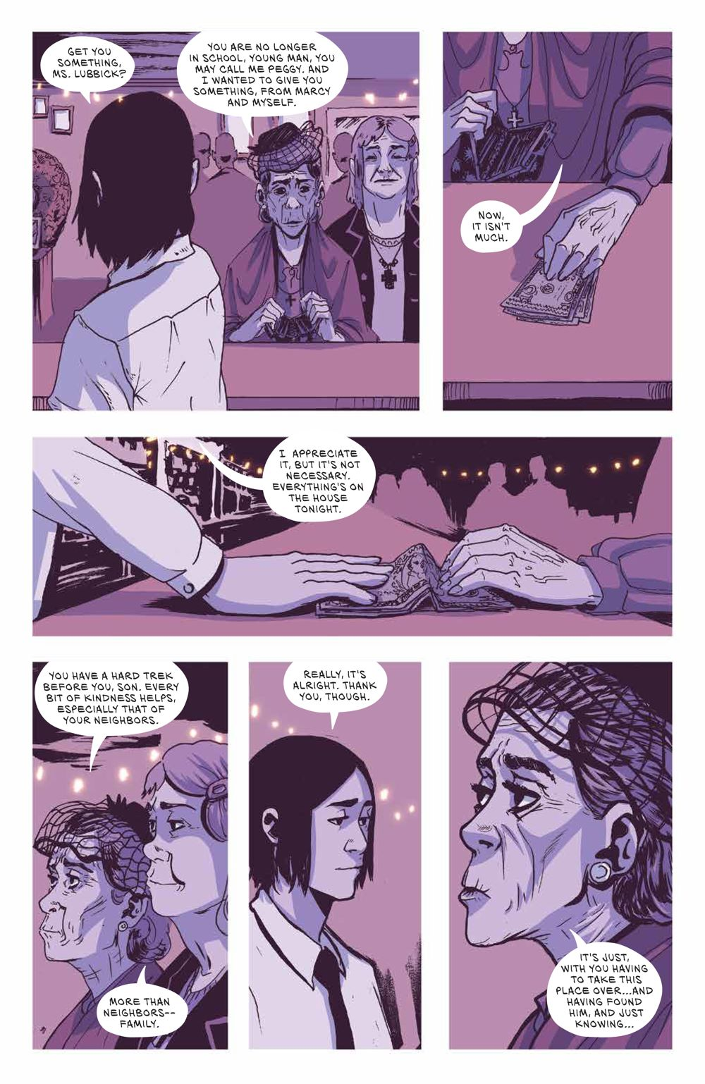 DownRiverPeople_SC_PRESS_18 ComicList Previews: THE DOWN RIVER PEOPLE GN