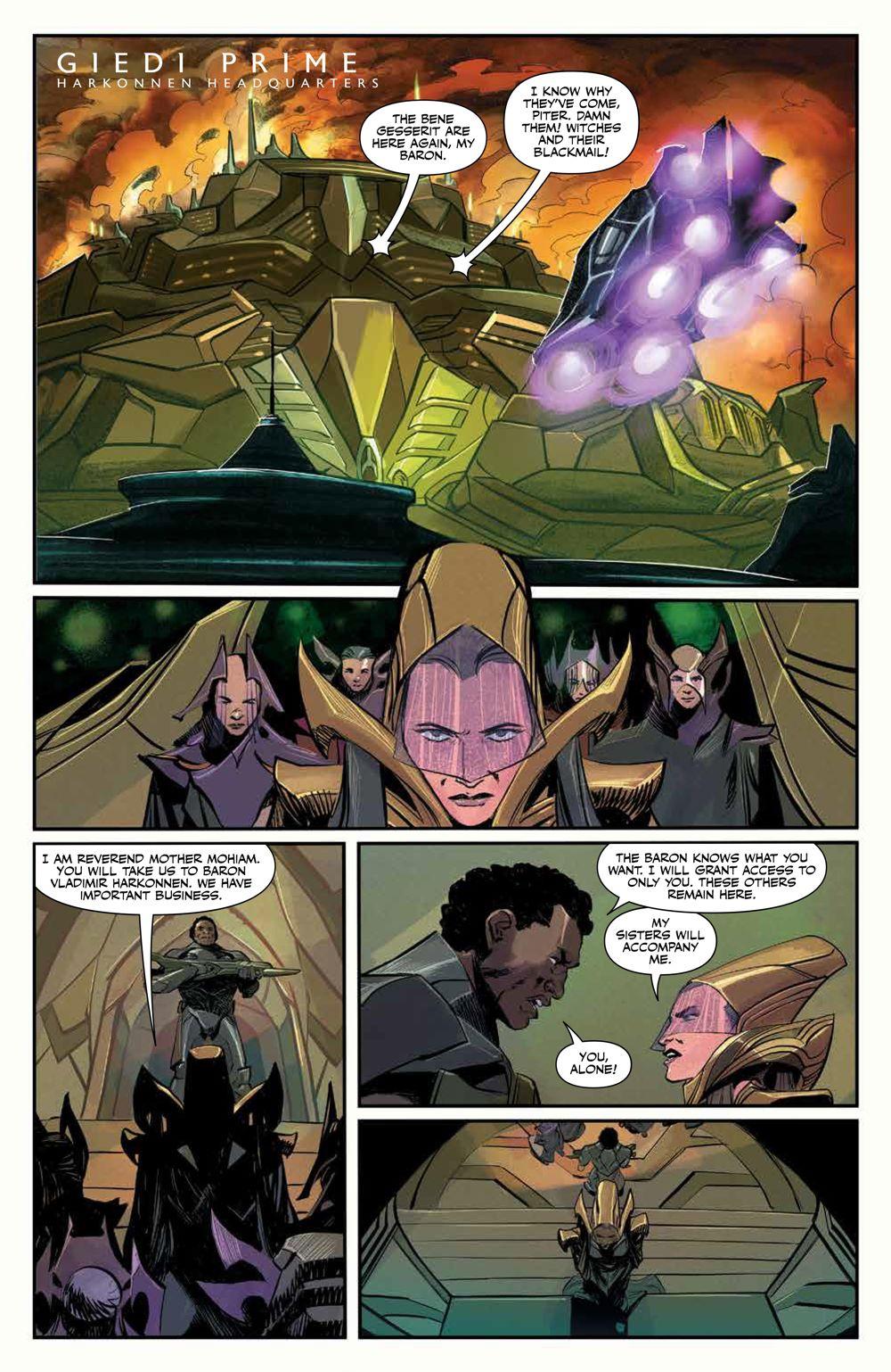 Dune_HouseAtreides_007_PRESS_6 ComicList Previews: DUNE HOUSE ATREIDES #7 (OF 12)