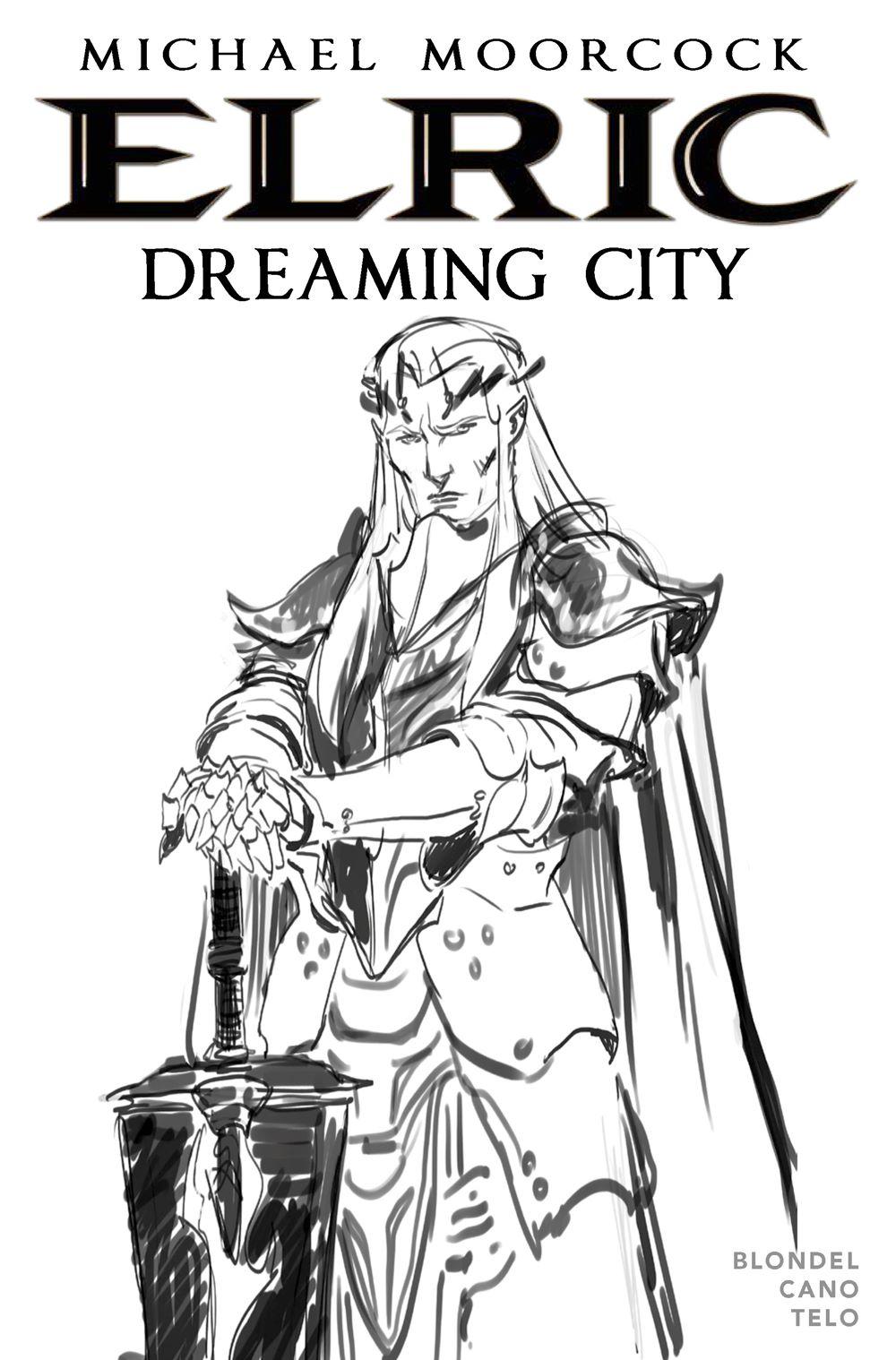 Elric_TheDreamingCity1_Cover_D Titan Comics August 2021 Solicitations