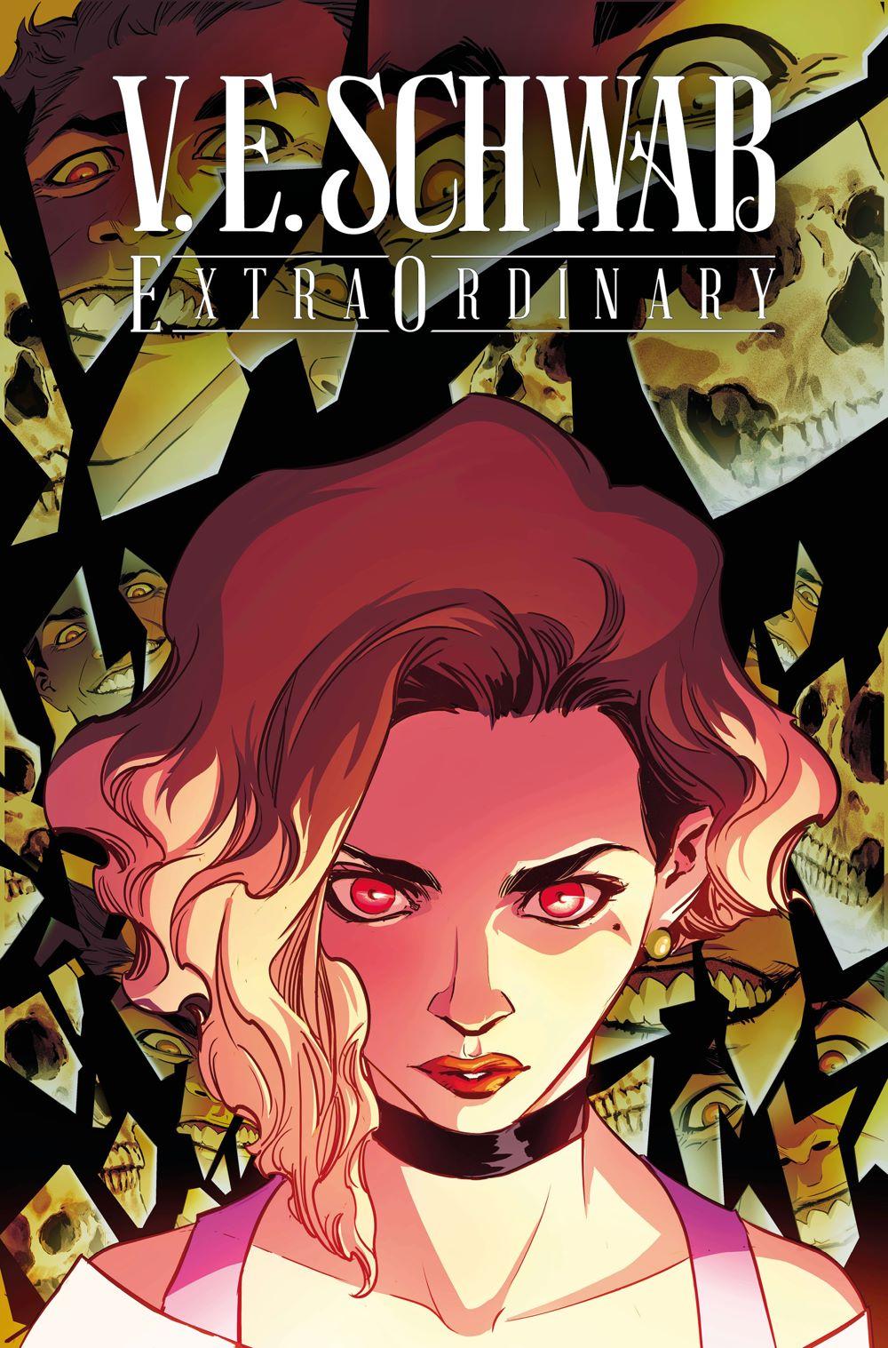 ExtraOrdinary-3A-PETRAITES Titan Comics August 2021 Solicitations