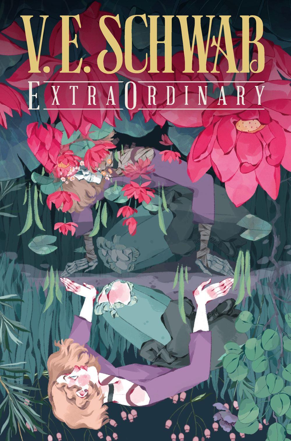 ExtraOrdinary-3B-Mancini Titan Comics August 2021 Solicitations