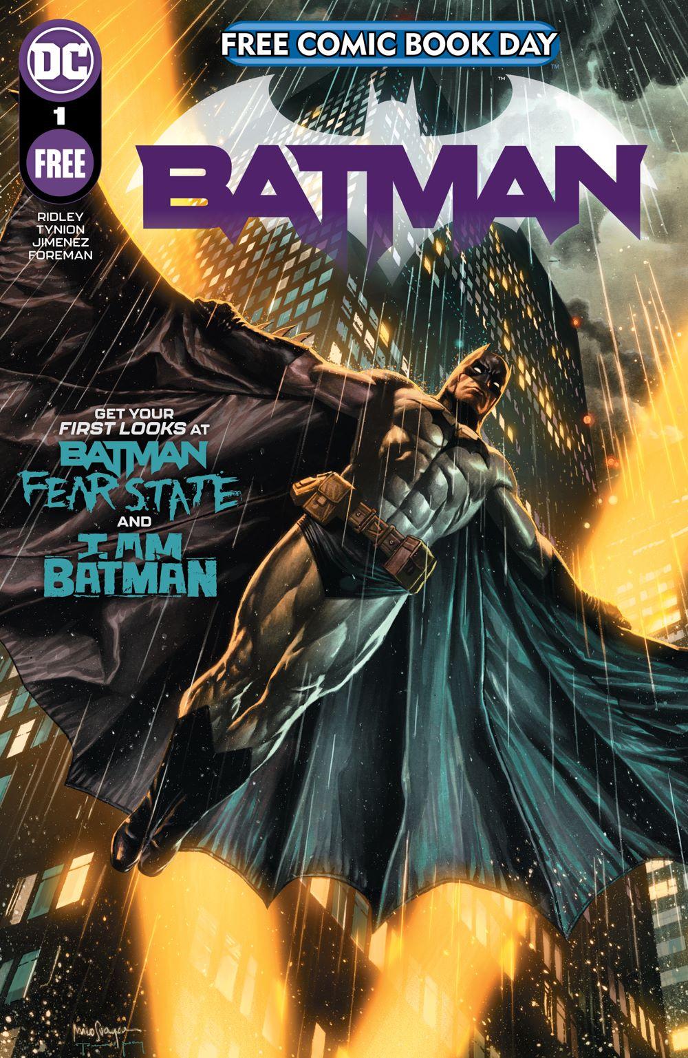 FCBD2021_BMSSSE_Cv1_BM DC Comics August 2021 Solicitations