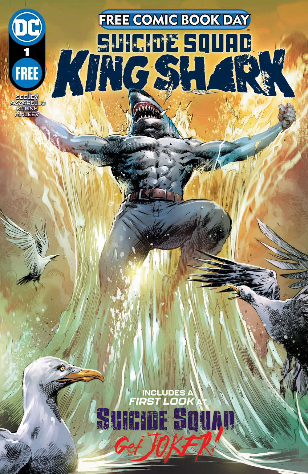FCBD2021_BMSSSE_Cv1_SS DC Comics August 2021 Solicitations