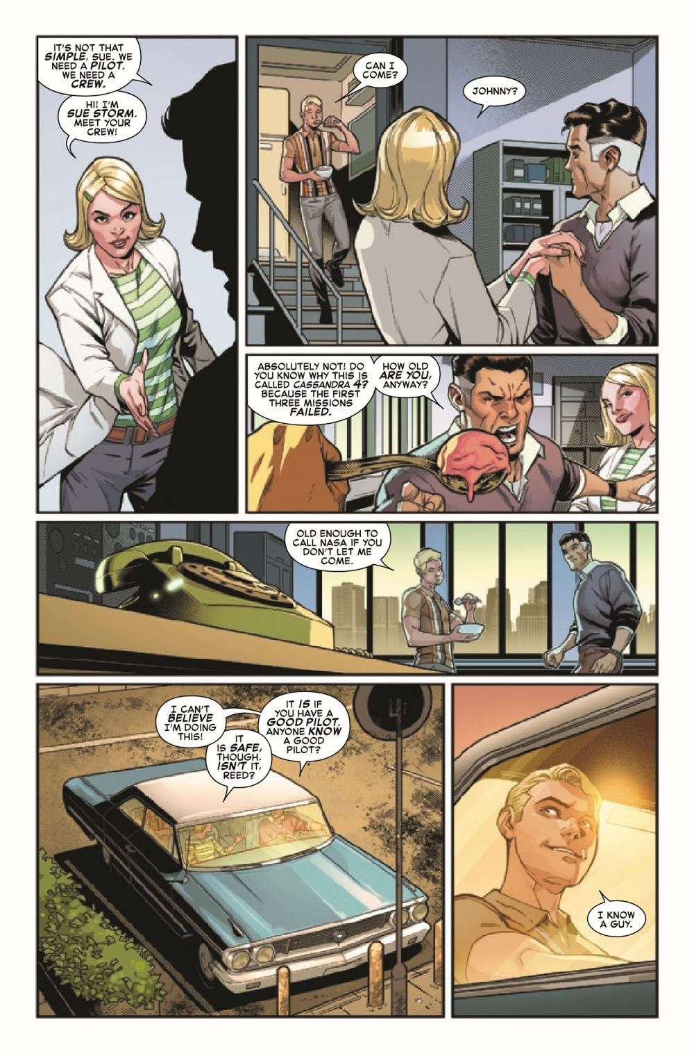 FFLIFESTORY2021001_Preview-3 ComicList Previews: FANTASTIC FOUR LIFE STORY #1 (OF 6)