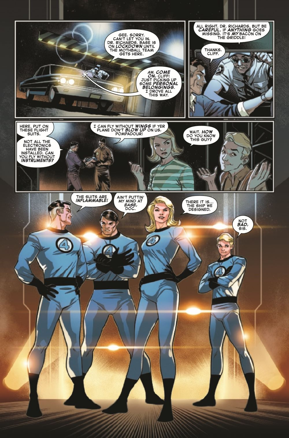 FFLIFESTORY2021001_Preview-5 ComicList Previews: FANTASTIC FOUR LIFE STORY #1 (OF 6)