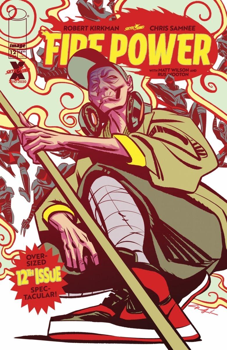 FirePower12C_LeeCover_c6815a0147f8285e3b5042ebb3626151 ComicList: Image Comics New Releases for 06/02/2021