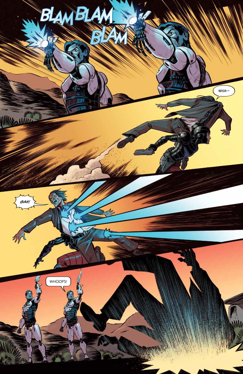 Firefly_BlueSunRising_v2_HC_14 ComicList Previews: FIREFLY BLUE SUN RISING VOLUME 2 HC