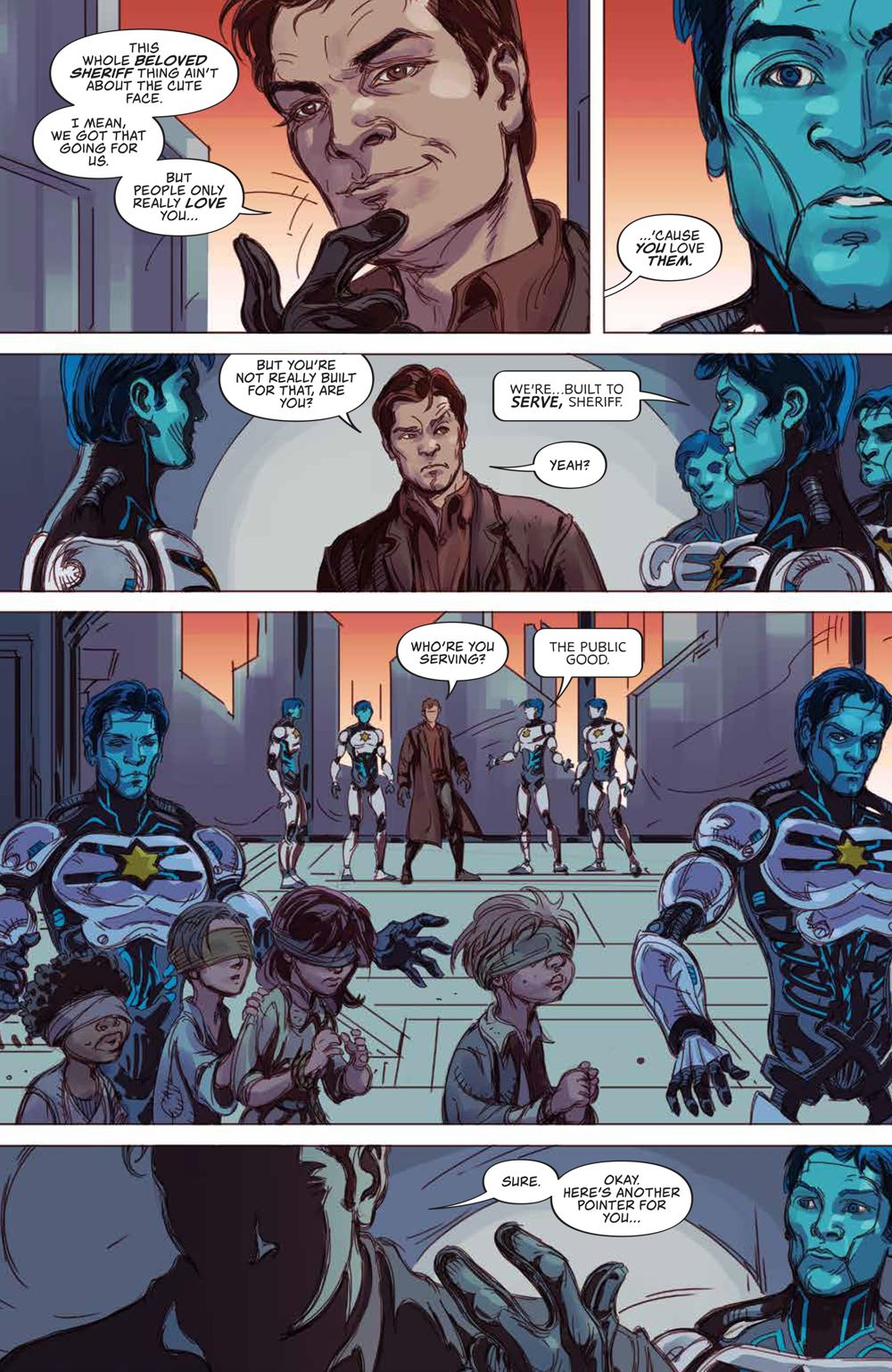 Firefly_BlueSunRising_v2_HC_21 ComicList Previews: FIREFLY BLUE SUN RISING VOLUME 2 HC