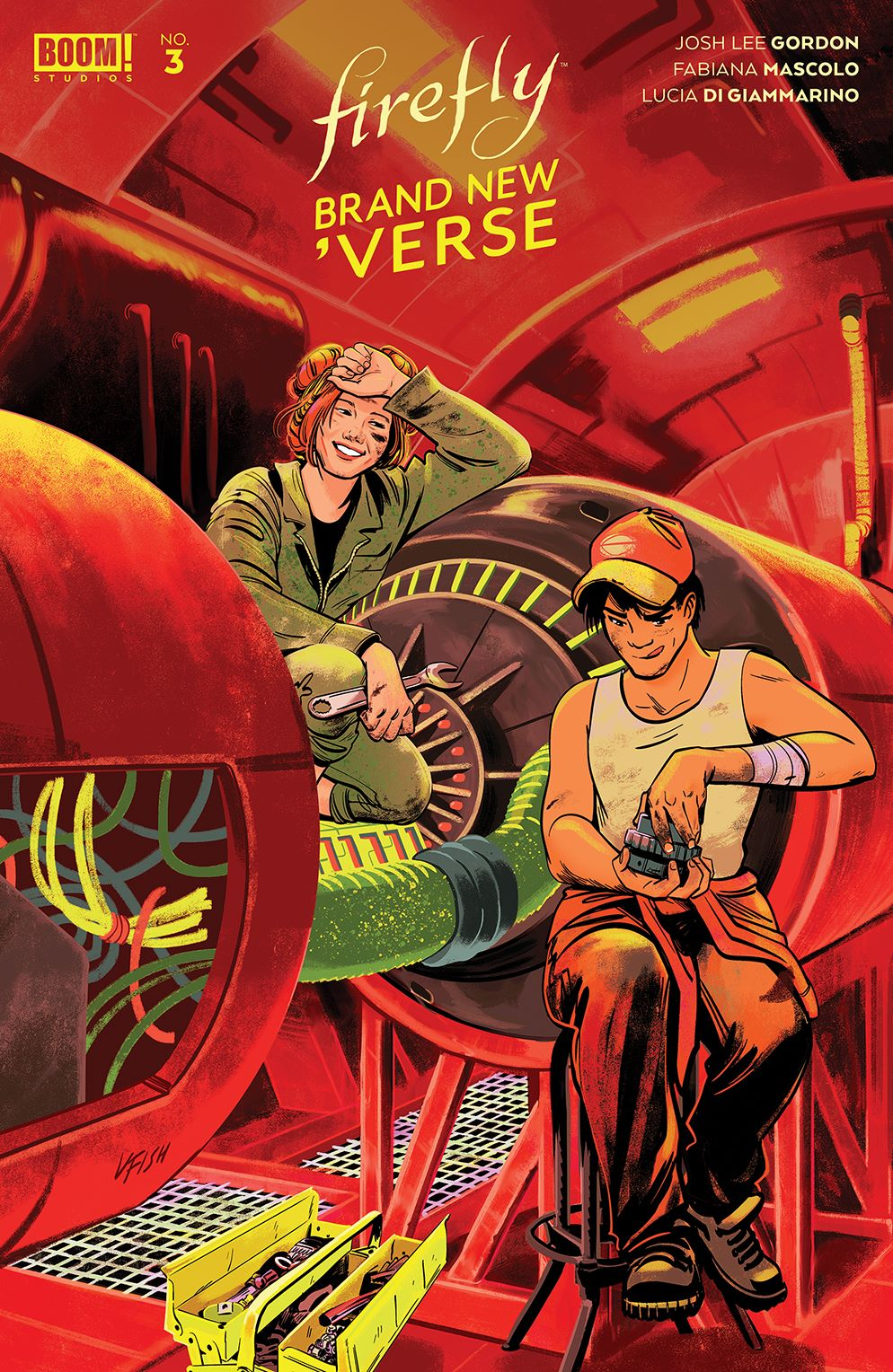 Firefly_BrandNewVerse_003_Cover_B_Generations ComicList Previews: FIREFLY A BRAND NEW 'VERSE #3 (OF 6)
