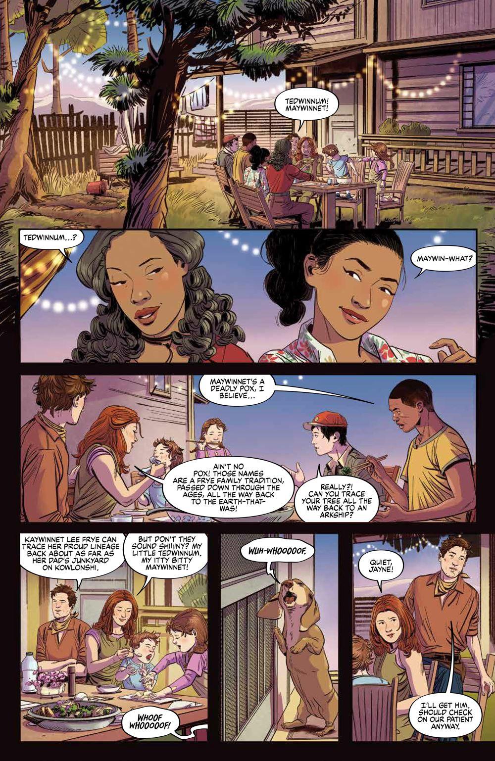 Firefly_BrandNewVerse_003_PRESS_5 ComicList Previews: FIREFLY A BRAND NEW 'VERSE #3 (OF 6)