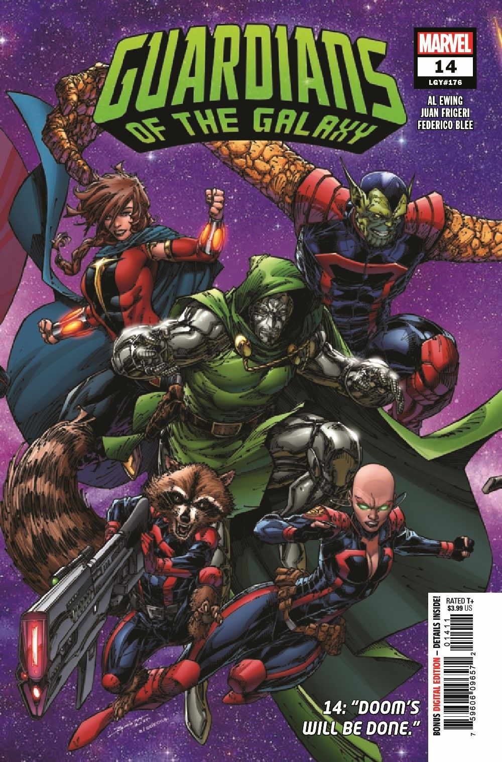 GARGAL2020014_Preview-1 ComicList Previews: GUARDIANS OF THE GALAXY #14