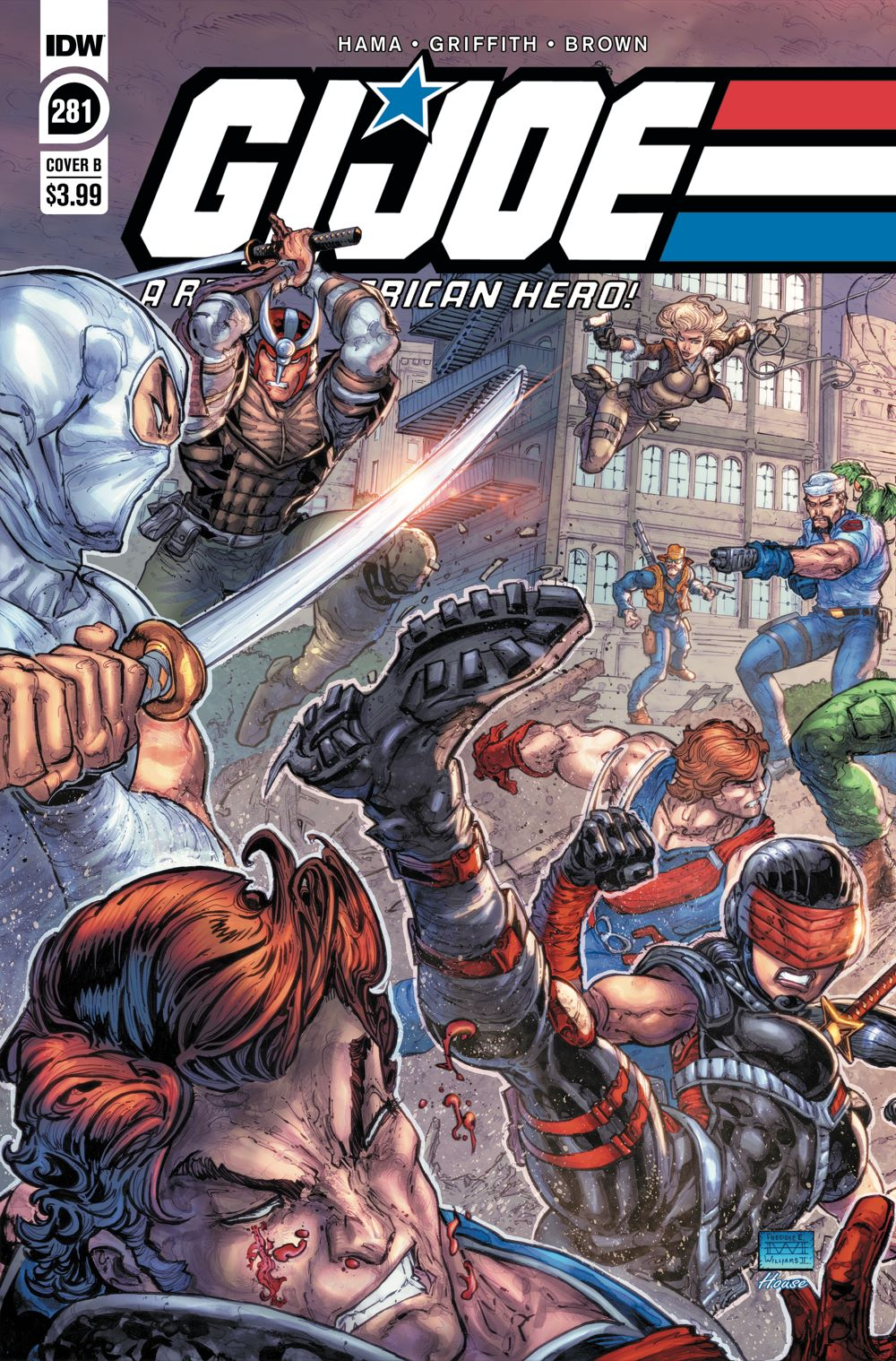 GIJoeRAH281-coverB ComicList: IDW Publishing New Releases for 05/12/2021