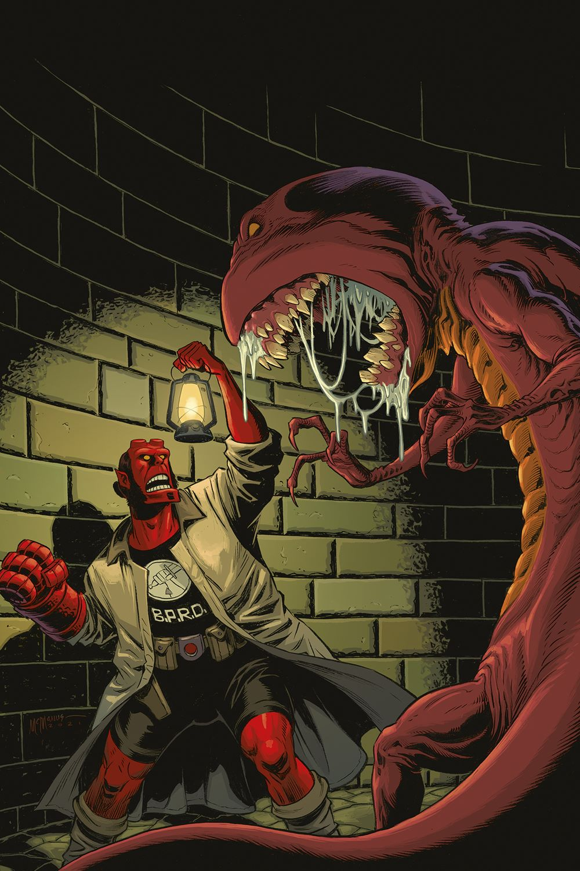 HBYBSCH_i2_FC_WRK-3 Dark Horse Comics August 2021 Solicitations