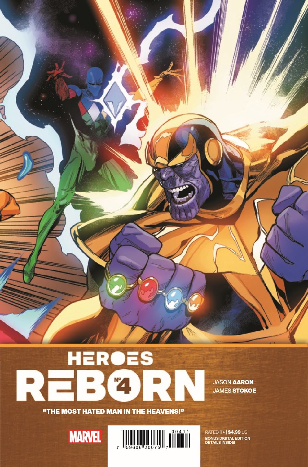 HEROESREBORN2021004_Preview-1 ComicList Previews: HEROES REBORN #4 (OF 7)
