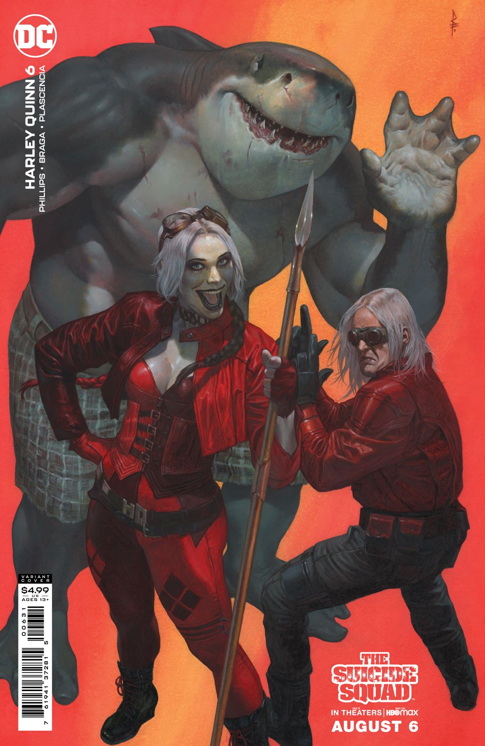 HQ_Cv6_SSQUADMOVIE_var DC Comics August 2021 Solicitations