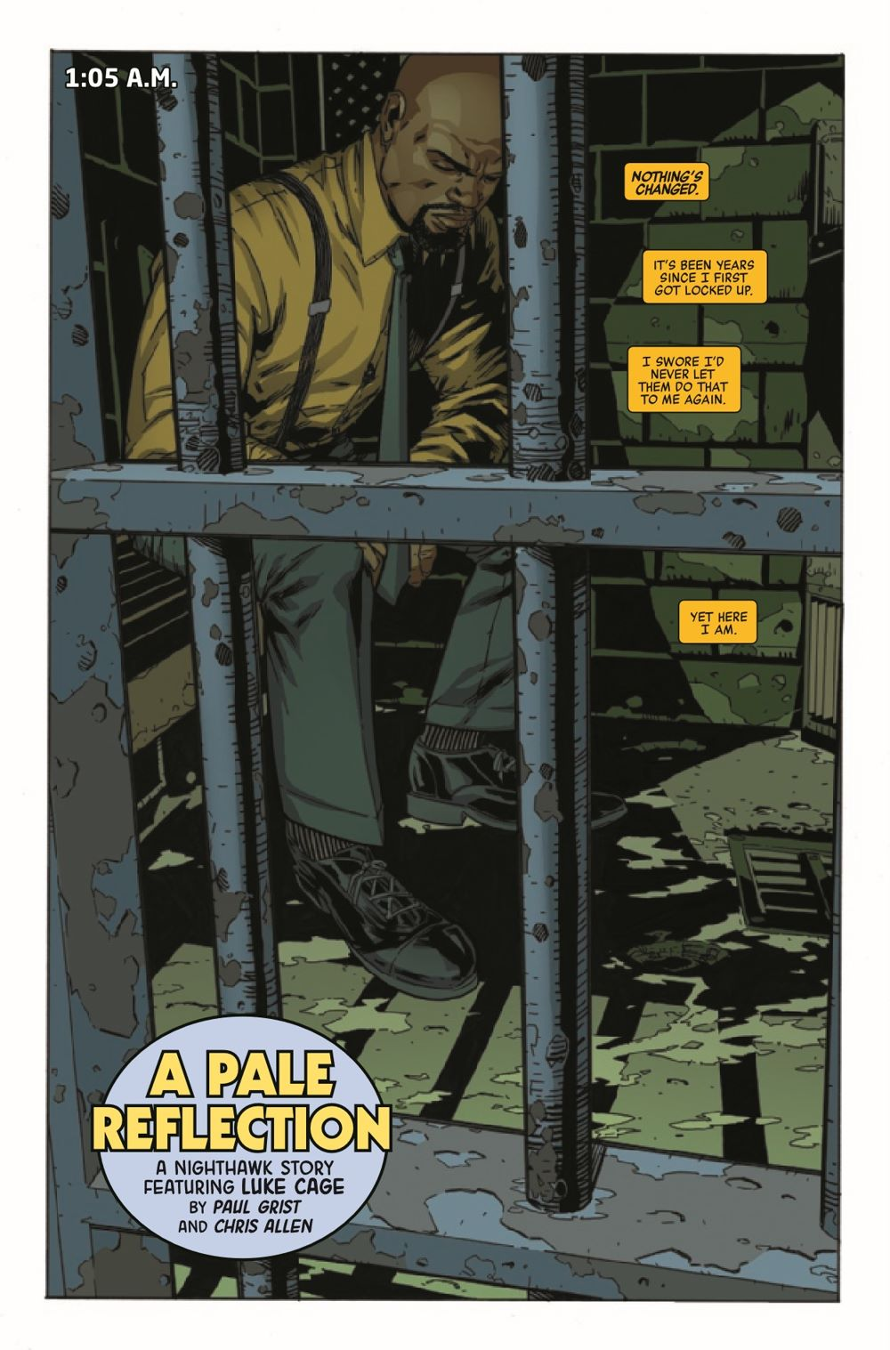 HRAMERIKNIGHTS2021001_Preview-4 ComicList Previews: HEROES REBORN AMERICAN KNIGHTS #1