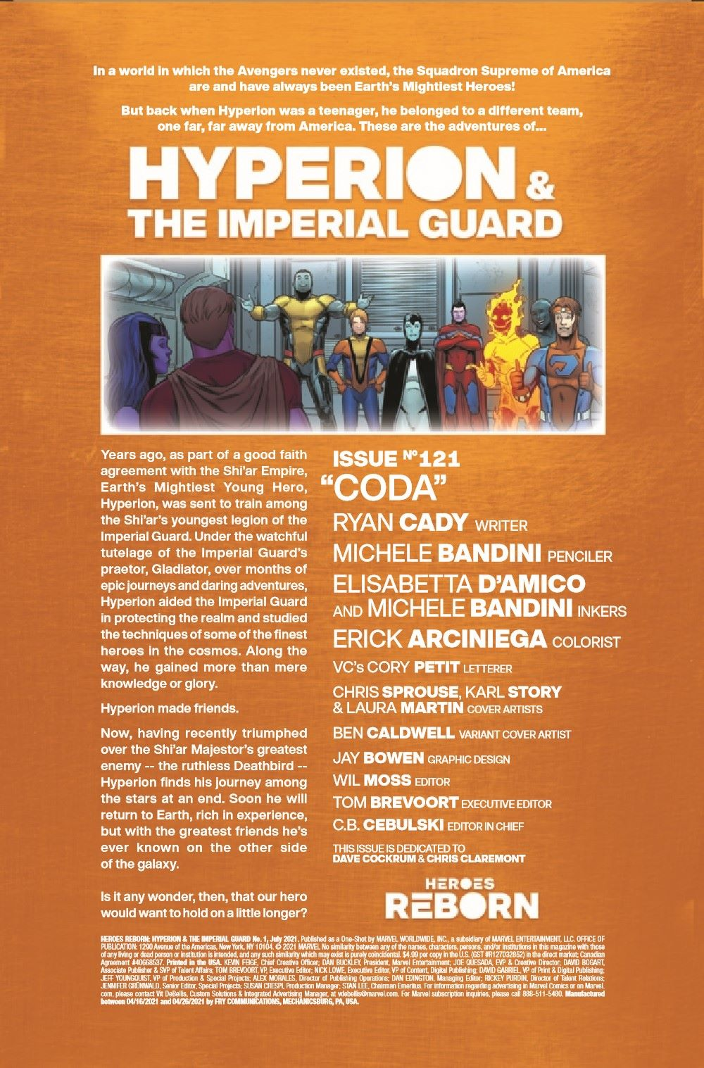HRHYPIMPG2021001_Preview-2 ComicList Previews: HEROES REBORN HYPERION AND THE IMPERIAL GUARD #1