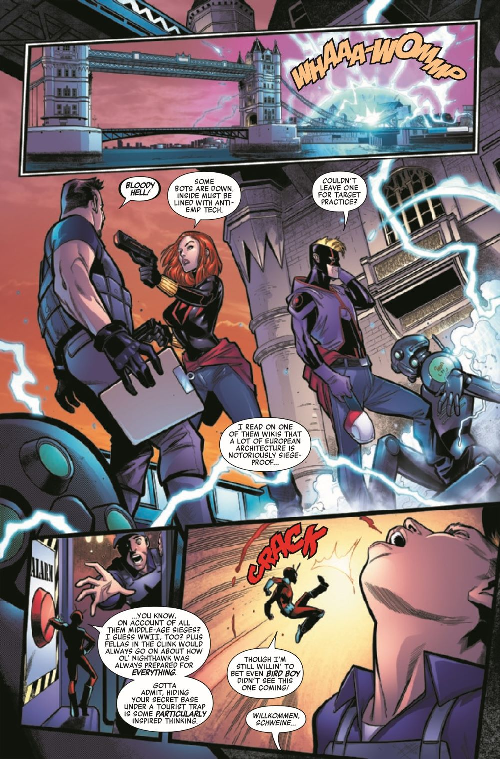 HRSIEGESOCIETY2021001_Preview-4 ComicList Previews: HEROES REBORN SIEGE SOCIETY #1