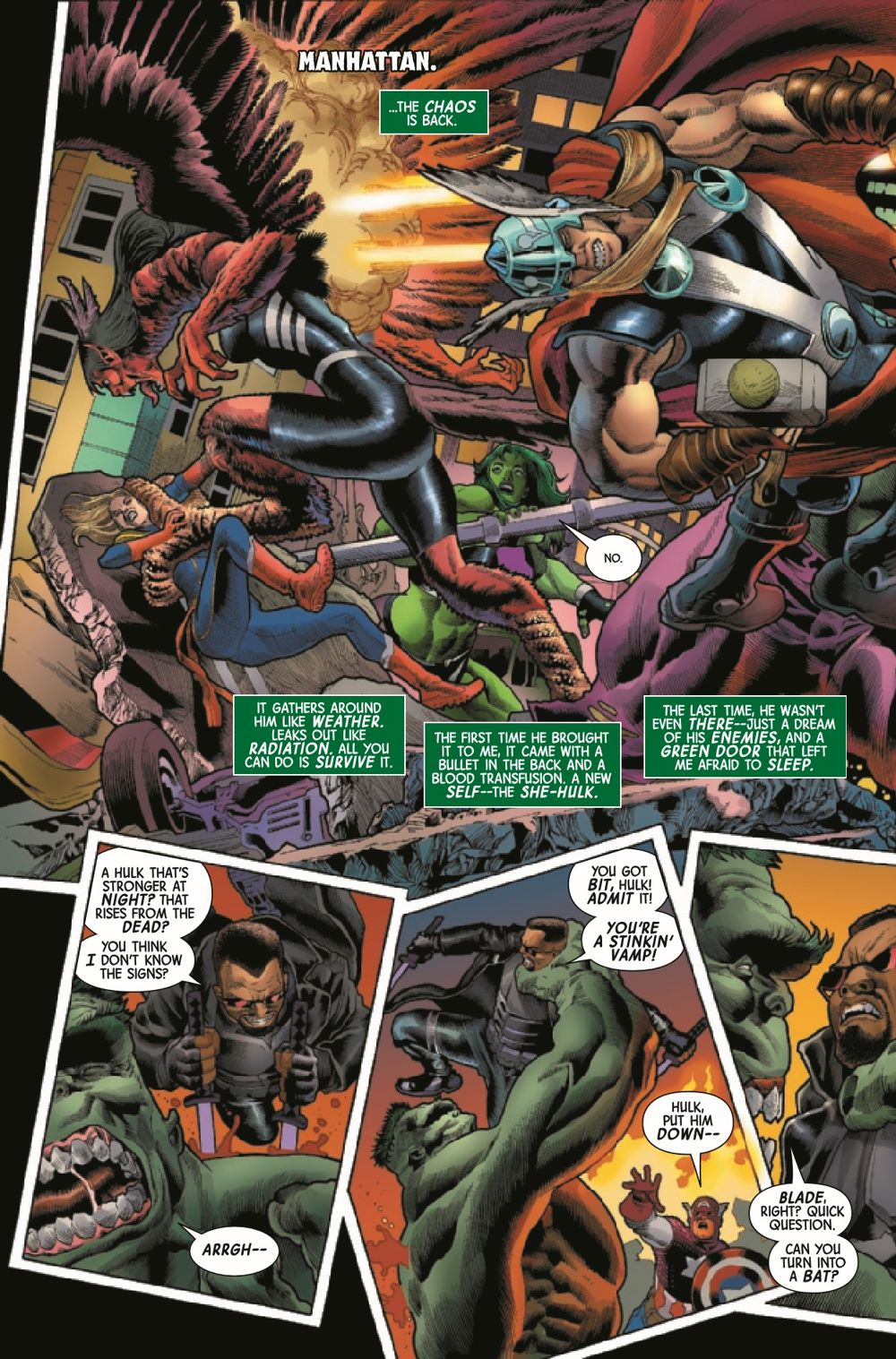 HULK2018047_Preview-3 ComicList Previews: THE IMMORTAL HULK #47