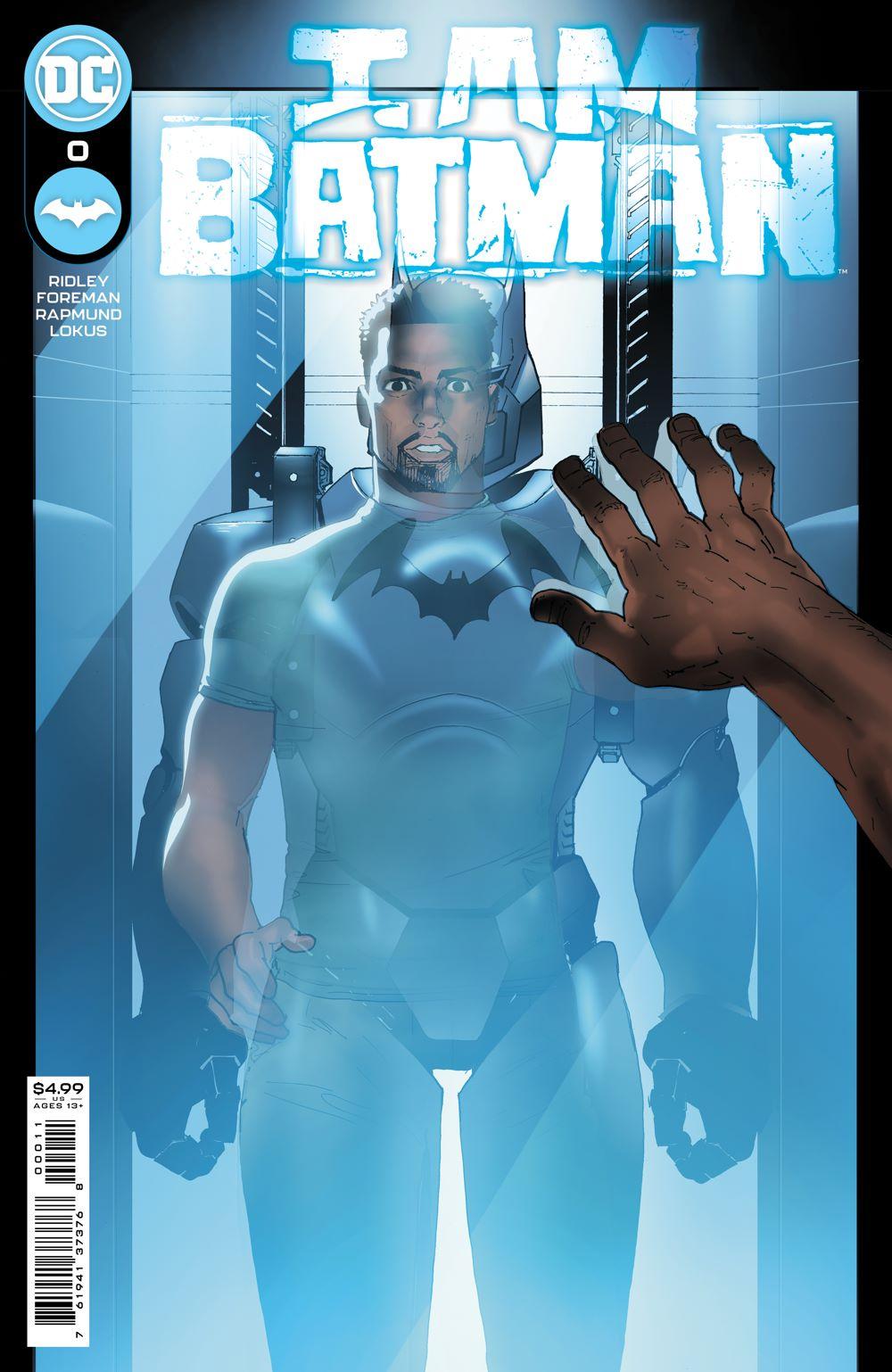 IAMBM_Cv0 DC Comics August 2021 Solicitations
