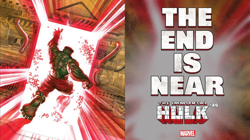 IMHULK_Teaser The end begins this August in IMMORTAL HULK #49