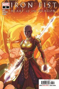 IRONFISTHOD2021006_Preview-1-198x300 ComicList Previews: IRON FIST HEART OF THE DRAGON #6 (OF 6)