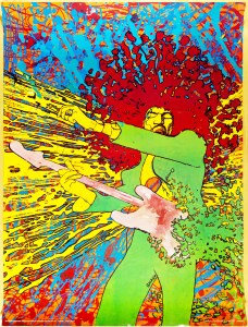 Jimi-Hendrix-blacklight-1-228x300 Vintage Headshop & Blacklight Posters up for Auction at PAE