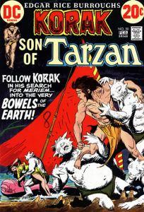 Korak_Son_of_Tarzan_Vol_1_50-204x300 Comic Trends & Oddballs: The Green Lama Lives!