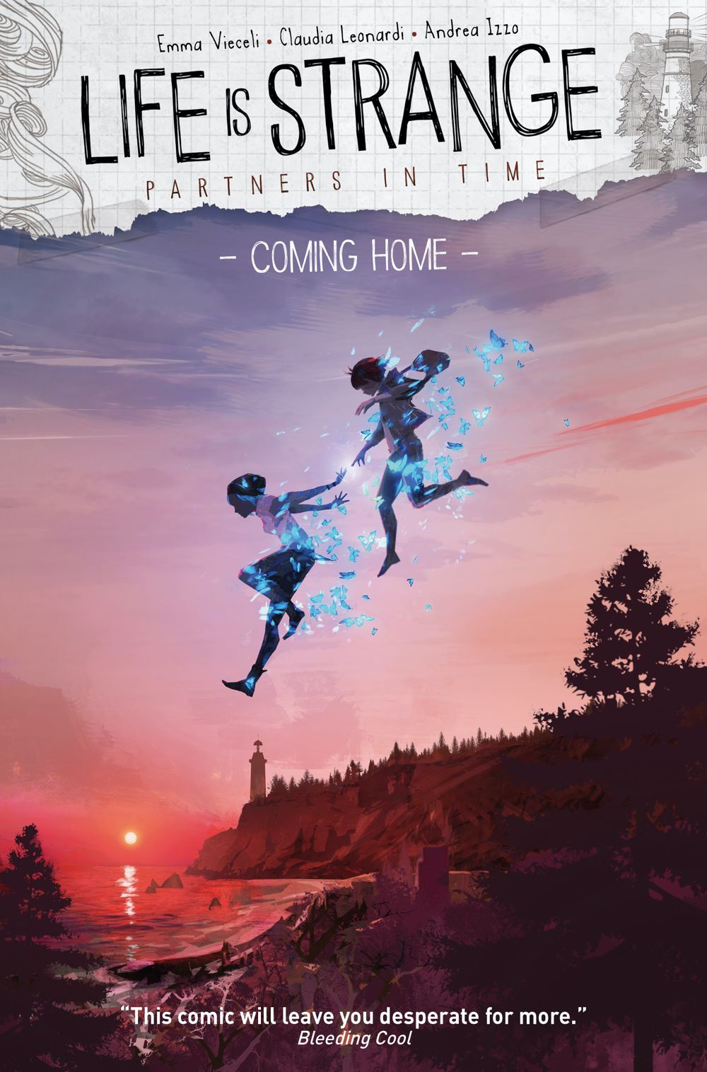 LIS_Collection5_COMING-HOME Titan Comics August 2021 Solicitations