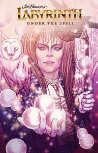 Labyrinth_UnderSpell_HC_Cover-193x300 ComicList Previews: JIM HENSON'S LABYRINTH UNDER THE SPELL HC