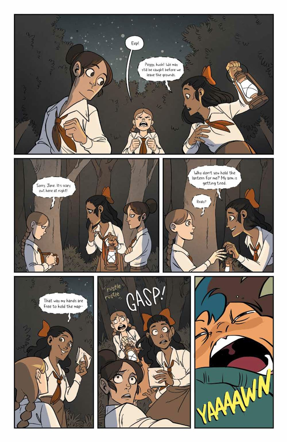 Lumberjanes_v18_SC_PRESS_10 ComicList Previews: LUMBERJANES VOLUME 18 TP