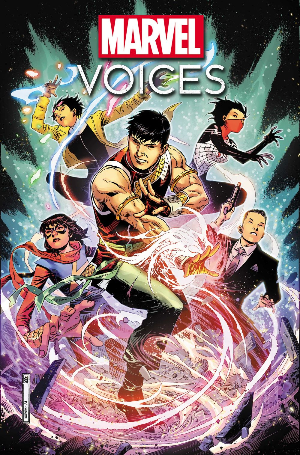 MARVOICES_Identity_cov MARVEL'S VOICES: IDENTITY to celebrate Marvel's Asian super heroes