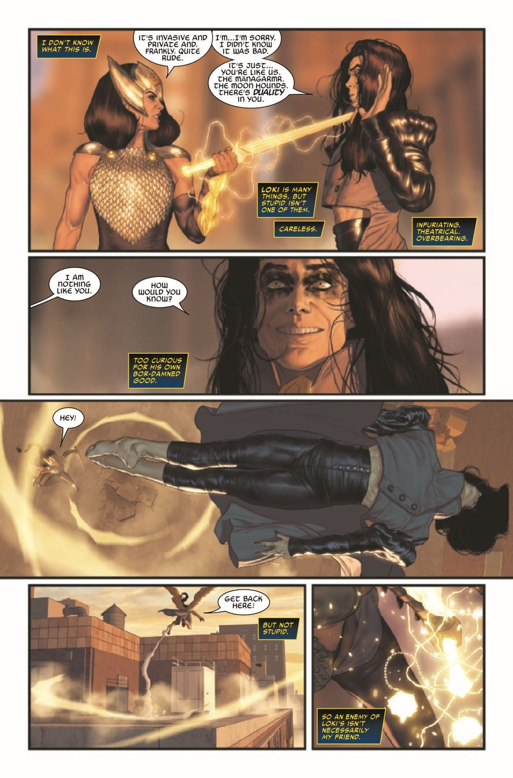 MIGHTYVALKYRIES2021002_Preview-4 ComicList Previews: THE MIGHTY VALKYRIES #2 (OF 5)