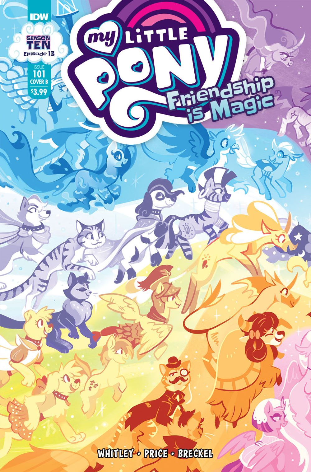 MLP101_13-coverB-copy IDW Publishing August 2021 Solicitations
