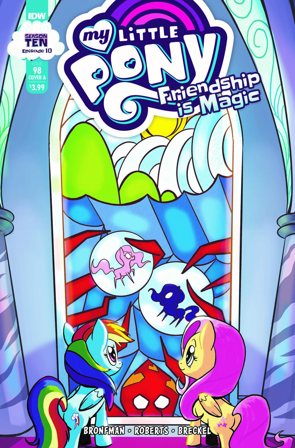 MLP98_10-coverA ComicList: IDW Publishing New Releases for 06/02/2021