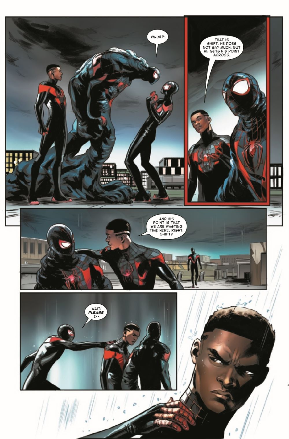 MMSM2018026_Preview-4 ComicList Previews: MILES MORALES SPIDER-MAN #26