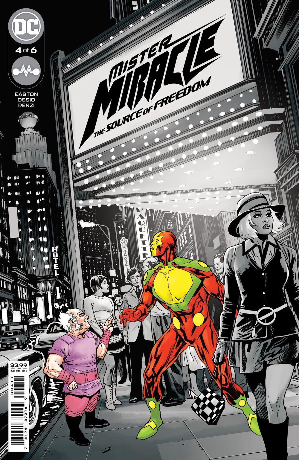 MMTSOF_Cv4 DC Comics August 2021 Solicitations