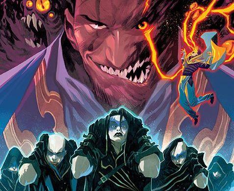 Magic_002_Cover_A_Main ComicList Previews: MAGIC #2